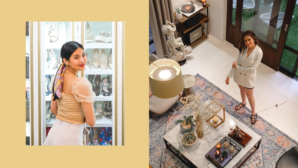 10 Unexpected Things We Spotted In Celebrity House Tours