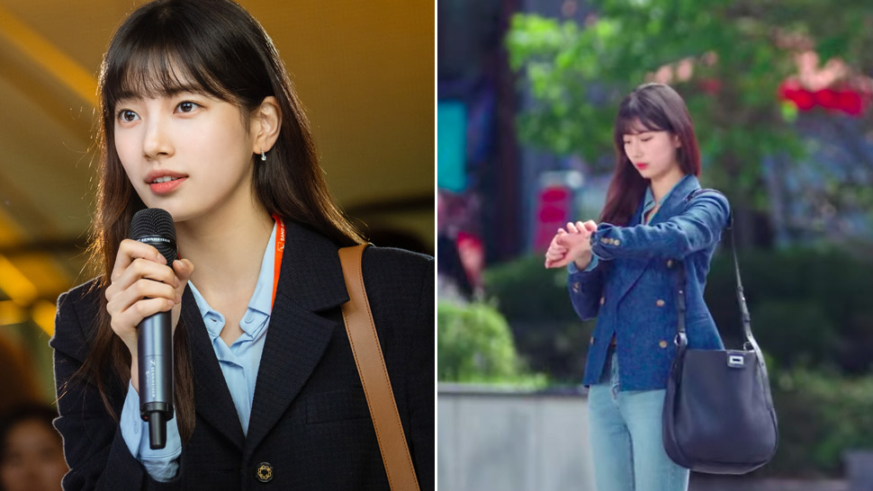 "We Can't Believe How Expensive Bae Suzy's Designer Bags Are in ""Start-Up"""