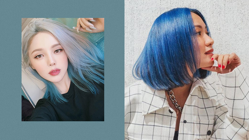 10 Stunning Blue Hair Color Ideas to Consider for Your Next Makeover