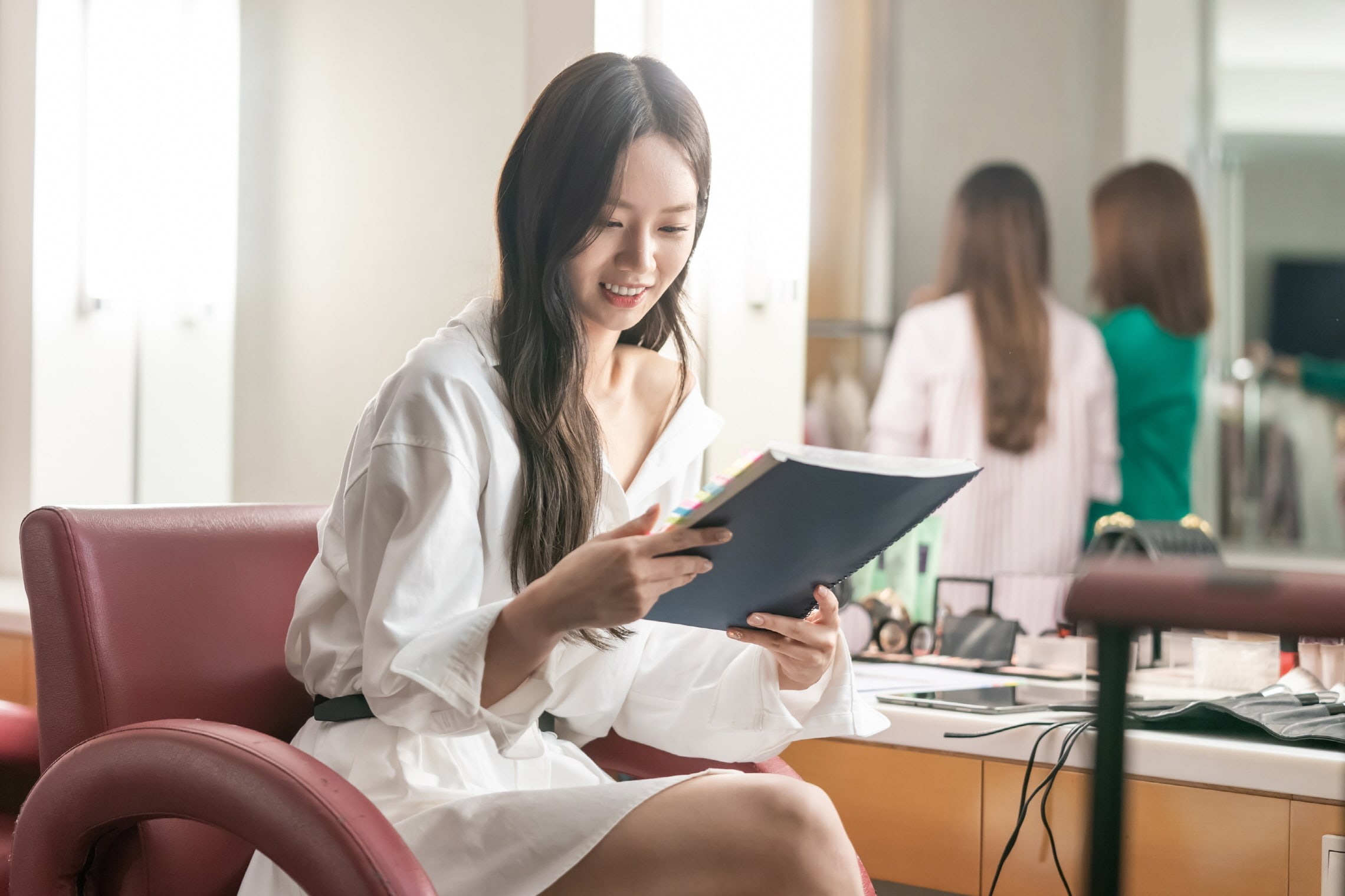hyeri cameo on record of youth