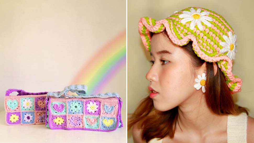 Here's Where You Can Shop the Cutest Crochet Items on Instagram