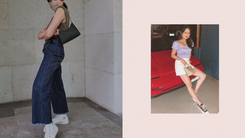 5 Cool Ways to Wear Sneakers According to These Gen Z Influencers