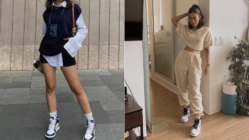 10 Cute And Comfy Outfits To Wear With Sneakers According To Rhea Bue