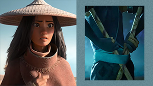 Disney's New Animated Movie Features The Philippines' National Martial Arts