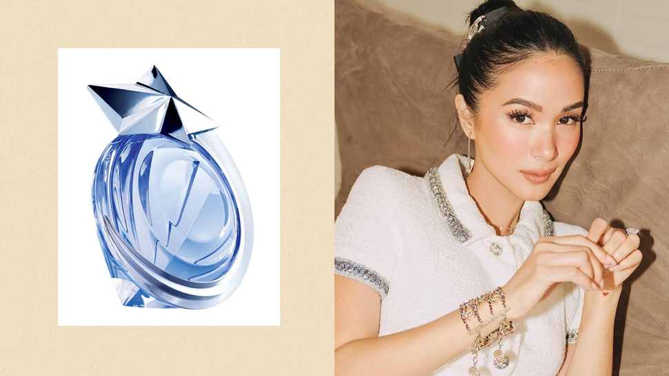 Heart Evangelista Has Been Wearing This Perfume Since She Was 18