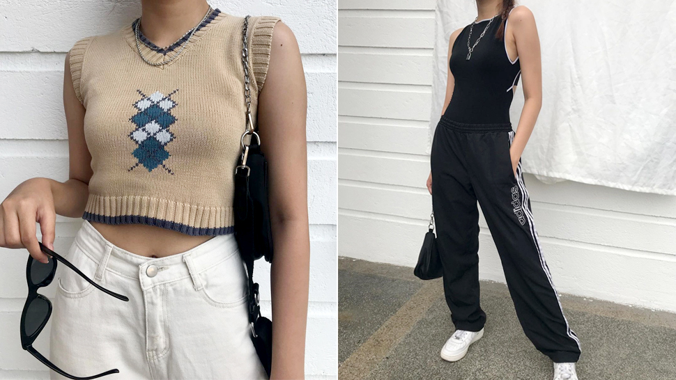 This Ukay-Ukay Sells All The Items You Need to Nail Basic Y2K Style