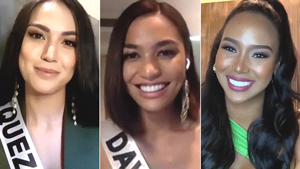 Miss Universe Philippines 2020 Candidates Answer Iconic Pageant Questions