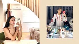 How To Achieve An Ig-worthy Vanity Area, According To Celebrities