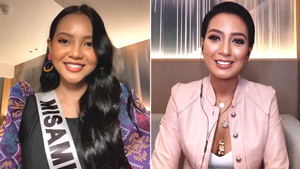 We Challenged The Miss Universe Ph 2020 Candidates To Play The Word Association Game