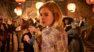 Lily James Opens Up About The Pressure Of Starring In Netflix's