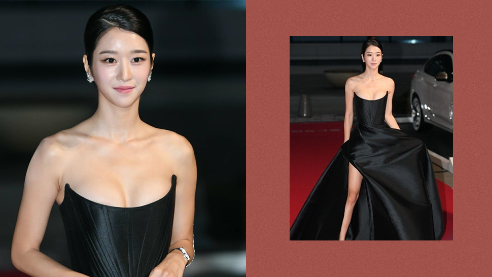 We Can't Get Over Seo Ye Ji's Jaw-dropping Outfit At The Buil Film Awards