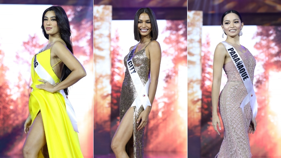 All The Best Evening Gowns From Miss Universe Philippines That Stood Out