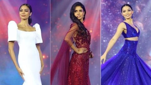 All Of The Best Finale Evening Gowns From Miss Universe Philippines 2020