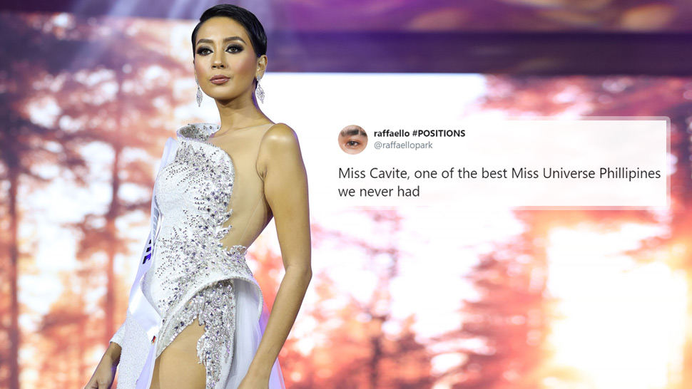 Here's Why Miss Cavite Billie Hakenson Is Trending On The Internet