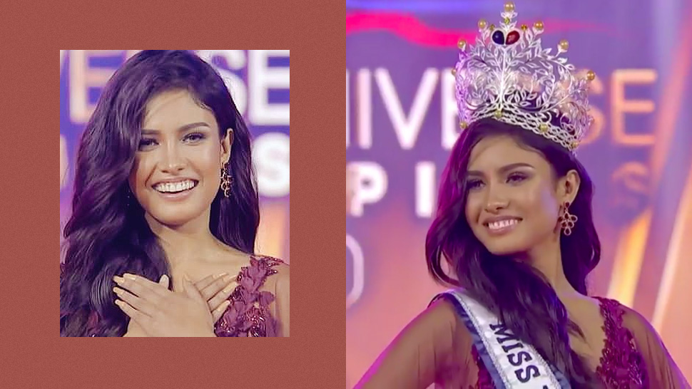 Rabiya Mateo Of Iloilo City Is Miss Universe Philippines 2020