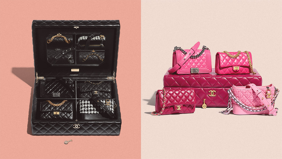Would You Buy This Set Of Mini Chanel Bags That Costs 1.5 Million Pesos?