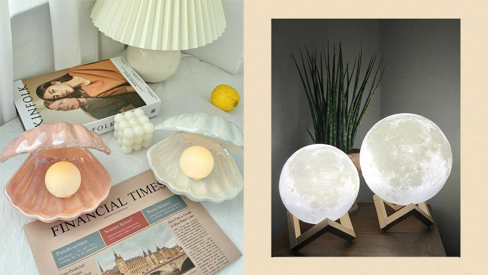 Where to Buy Aesthetic Lamps to Make Your Space More IG-Worthy