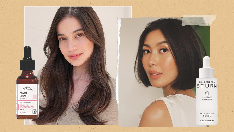 Celebrities Reveal the Serums They Use for Glowing Skin