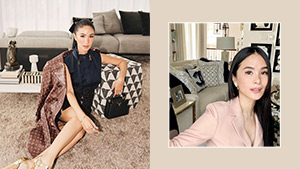 Here's Where Heart Evangelista Buys Her Vintage Furniture