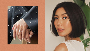 Liz Uy Is Officially Engaged And She Just Had The Most Low-key Instagram Announcement