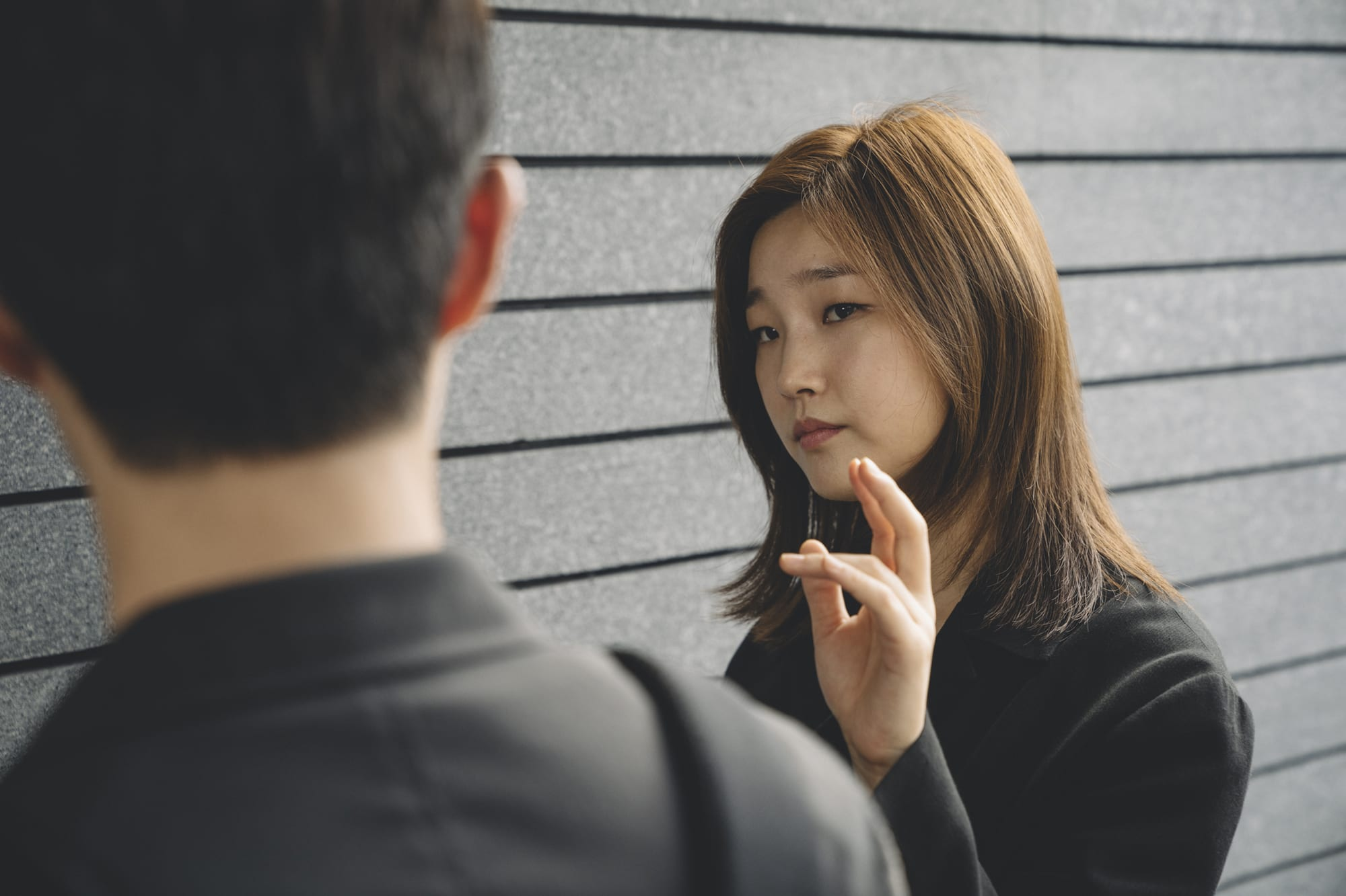 park so dam in parasite