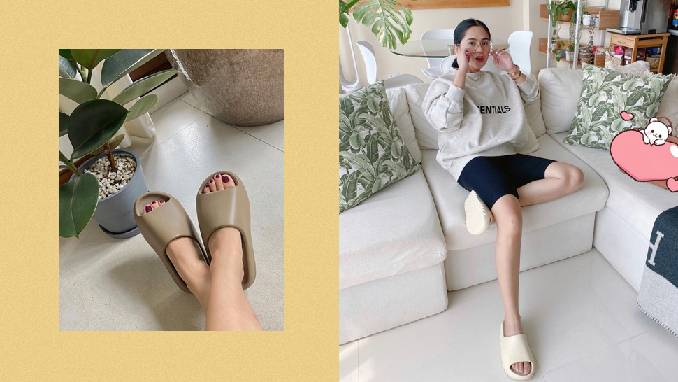 These Are the Comfy Slippers Celebs Are Wearing at Home Right Now