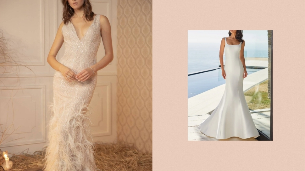 11 Mermaid-style Wedding Gowns That You'd Love To Get Married In