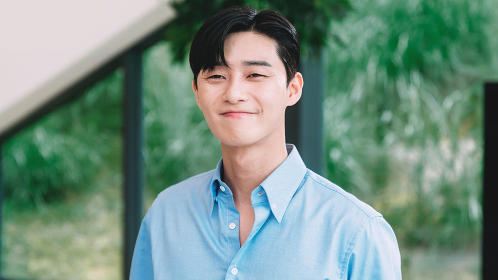 It's Official: Park Seo Joon Is Smart Communications' Newest Endorser