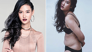 Former Asia's Next Top Model Contestant Opens Up About Her