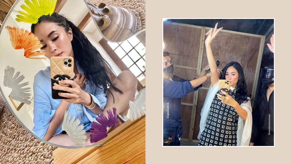 Would You Buy Heart Evangelista's Chanel Phone Case for P34,000?