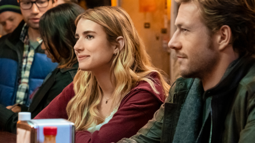 "Emma Roberts Explains Why Netflix's ""holidate"" Stands Out From Other Holiday Films"