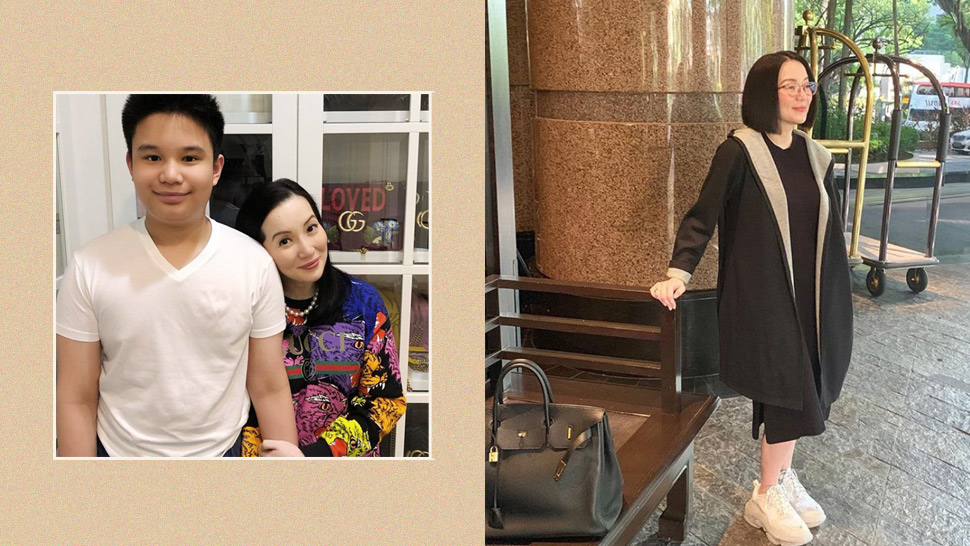 "Kris Aquino On Future Daughter-in-law: ""she's Not Getting Any Of My Bags"""