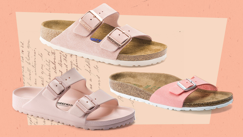 All the Pretty Pink Birkenstock Sandals You'll Want Inside Your Shoe Closet