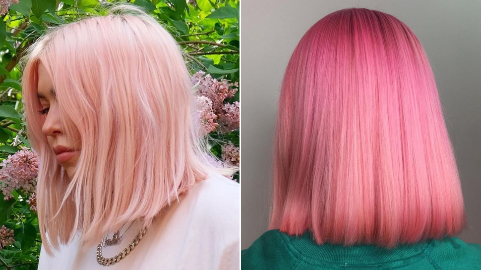 10 Pretty Pink Hair Color Ideas That Will Always Look Good