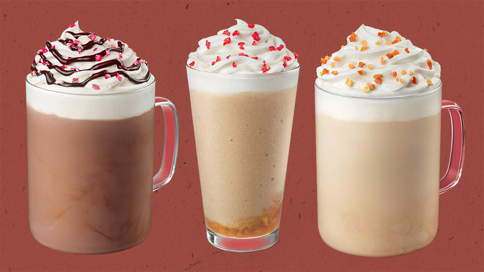 Starbucks' Holiday Beverages Are Back And There's A New Drink We Can't Wait To Try