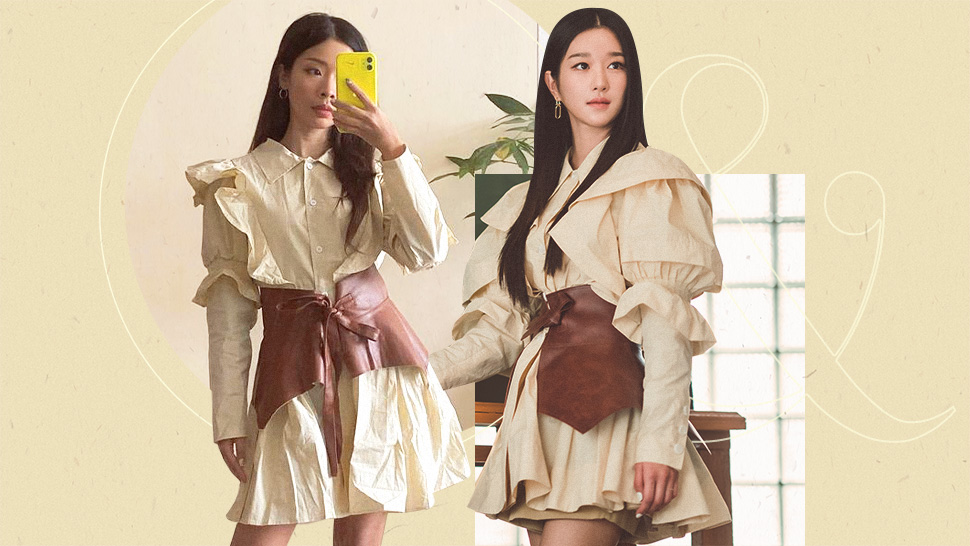 "This Pinay Vlogger Recreated Seo Ye Ji's Most Iconic Looks from ""It's Okay to Not Be Okay"""