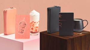 Get Your First Look At The Starbucks 2021 Planners And Organizers
