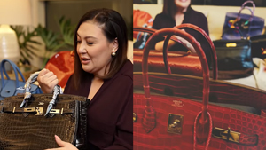 Sharon Cuneta On Who Will Inherit Her Bags: