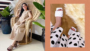 You Need To See Jinkee Pacquiao's Collection Of Designer Sandals And Slippers