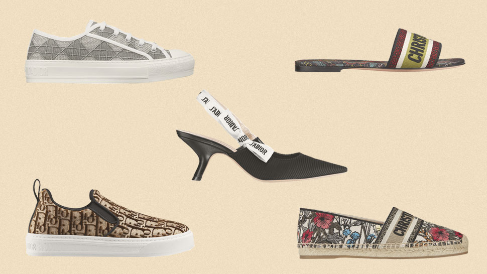 5 Pairs of Dior Shoes That Are Worth the Splurge