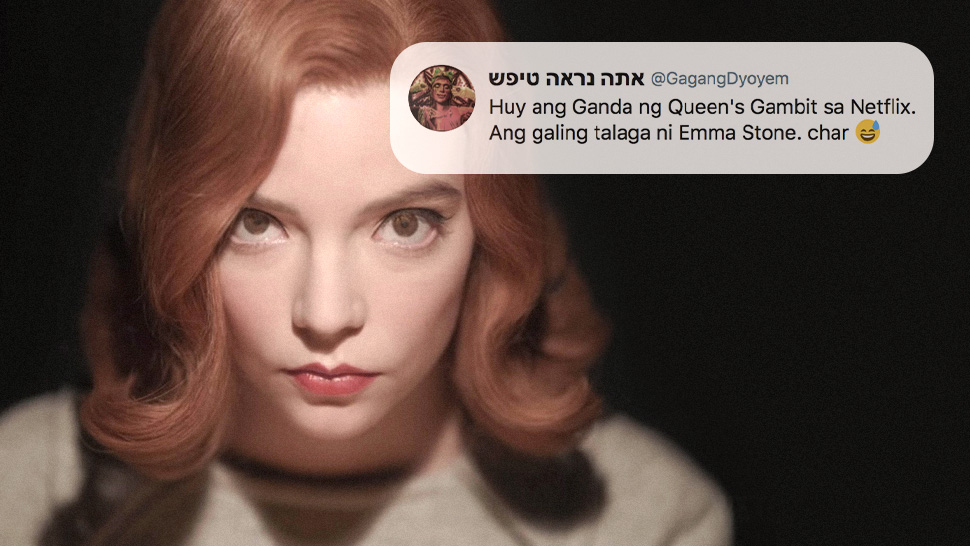 "The Internet Thinks ""The Queen's Gambit"" Star Anya Taylor-Joy Looks a Lot Like Emma Stone"