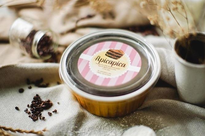 apicapica chocolate dream cake