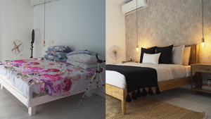 Maggie Wilson Just Gave Mimiyuuuh's Bedroom A Chic Bali-inspired Makeover