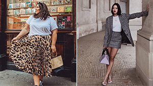 10 T-shirt And Skirt Outfit Combinations That Always Look Cool