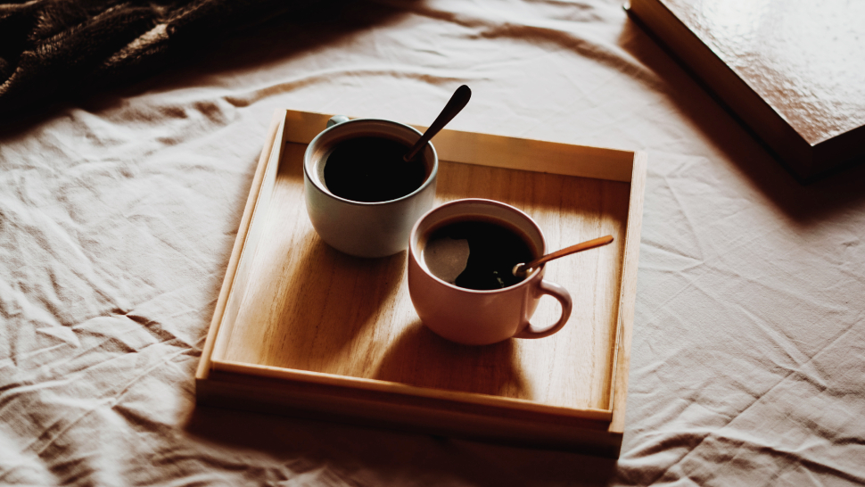 Study Shows Drinking Coffee And Green Tea In The Morning Is Good For You