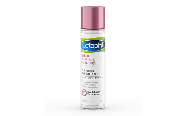 hydrating toner with niacinamide cetaphil