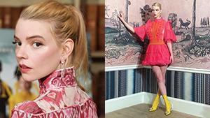 5 Stylish Ways To Wear A Dress, According To Anya Taylor-joy Of