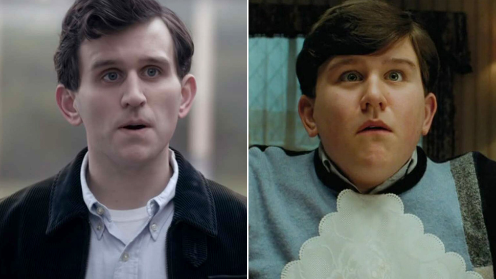"Did You Know? Harry Beltik In ""the Queen's Gambit"" Was Also Dudley Dursley In ""harry Potter"""
