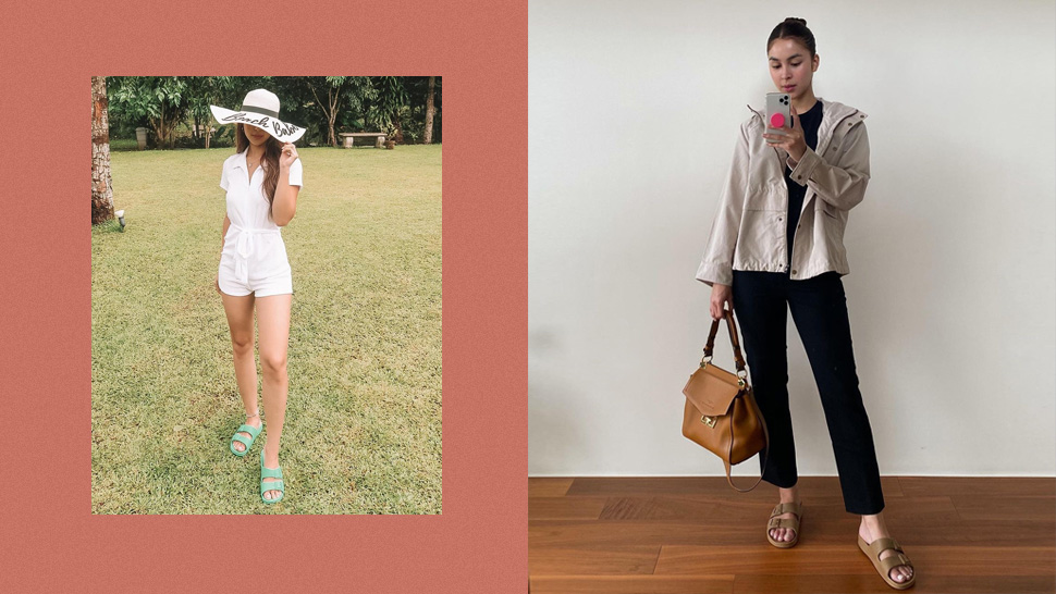 The Exact Comfy Slides Julia Barretto Loves Wearing on Instagram