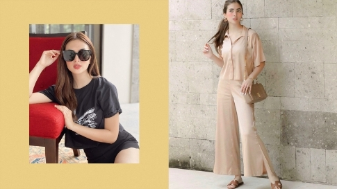 10 Sofia Andres Outfits That Prove Less Is Definitely More